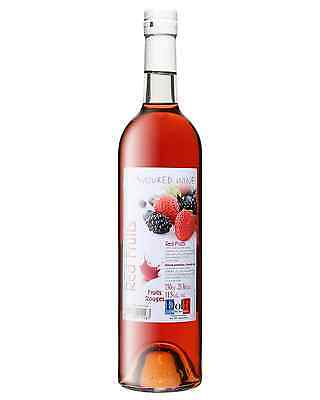 Dolfi Red Fruits Flavoured Wine case of 6 Fruit Wine Fruit Liqueurs 750mL