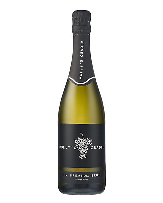 Molly's Cradle NV Premium Brut case of 6 Sparkling Sparkling White Wine 750mL