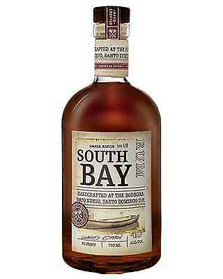 South Bay Rum 750ml case of 6 Dark