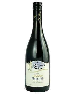Bannock Brae Goldfields Pinot Noir 2012 case of 6 Dry Red Wine 750mL