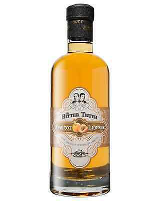 The Bitter Truth Apricot Brandy Liqueur 500mL bottle Fruit Liqueurs