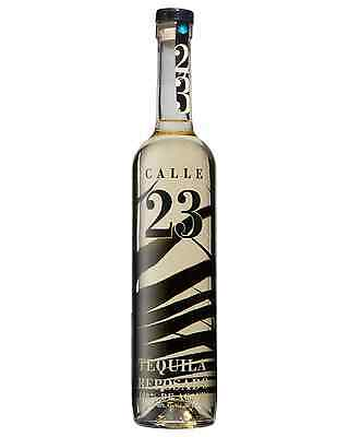 Calle 23 Reposado Tequila 750mL case of 6 Jalisco