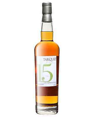 Tariquet 15 Years Old Bas-Armagnac bottle Armagnac 700mL