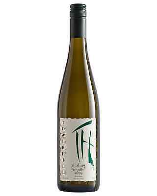 Towerhill Riesling 'Royale' 2009 case of 6 Dry White Wine 750mL