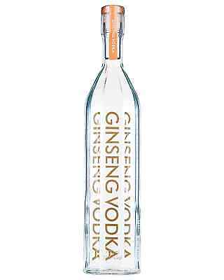 Znaps Premium Ginseng Vodka case of 12 700mL