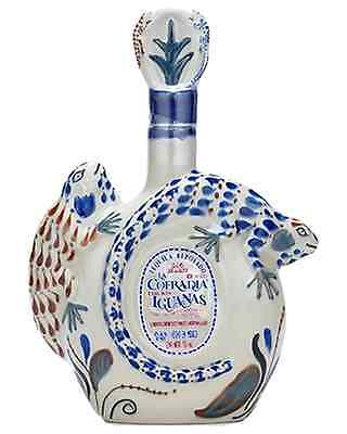 La Cofradia Iguanas Tequila 750ml bottle