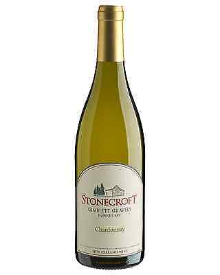Stonecroft Chardonnay 2014 bottle Dry White Wine 750mL