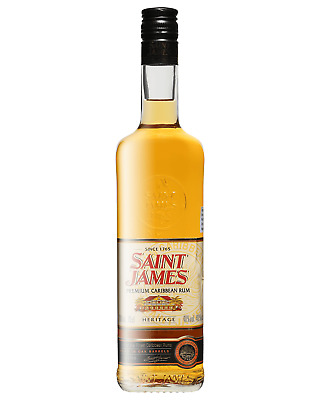 Saint James Heritage Assemblage Caribbean Rhum Agricole 2 Year Old 700mL bottle