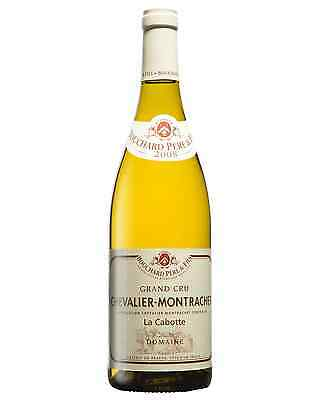 Bouchard Pere and Fils Chevalier Montrachet La Cabotte Grand Cru 2008 bottle