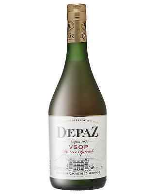 Depaz VSOP Reserve Speciale Rhum Agricole 7 Years Old 700mL case of 6 Dark Rum