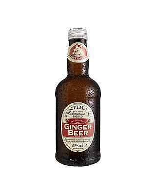 Fentiman's Ginger Beer 275ml case of 12 Soft Drinks