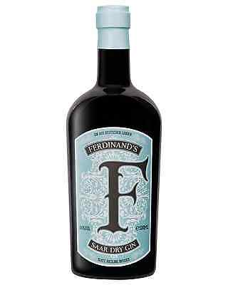 Ferdinand's Saar Dry Gin 500mL case of 6 Wincheringen, Saar-Mosel Region