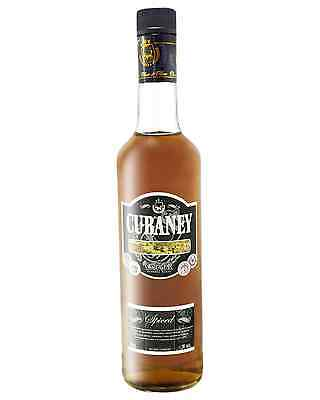 Cubaney Spiced 700mL bottle Rum Spiced Rum