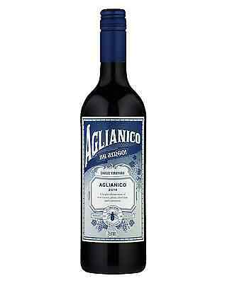 By Jingo! Single Vineyard Aglianico case of 6 Dry Red Wine 750mL