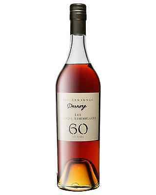 Darroze Les Grands Assemblages Bas-Armagnac 60 Years Old 700mL bottle Armagnac