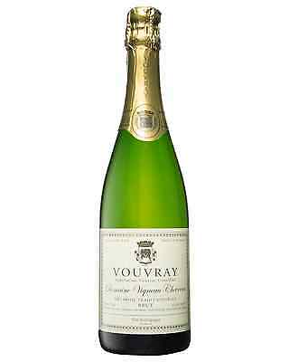 Domaine Vigneau-Chevreau Sparkling Vouvray case of 12 Chenin Blanc Wine 750mL