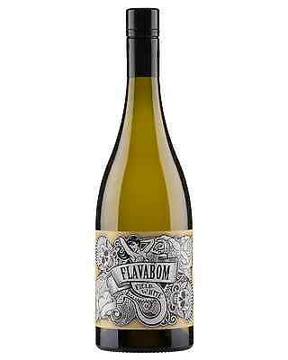 Flavabom White Field Blend 2016 case of 6 White blends Dry White Wine 750mL