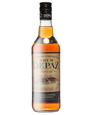 Depaz Vieux Rhum Agricole 3 Years Old 700mL bottle Dark Rum