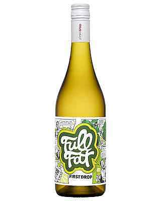 First Drop Full Fat White 2015 case of 6 White Blend Dry White Wine 750mL