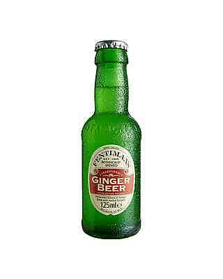 Fentiman's Ginger Beer 125mL case of 24 Soft Drinks