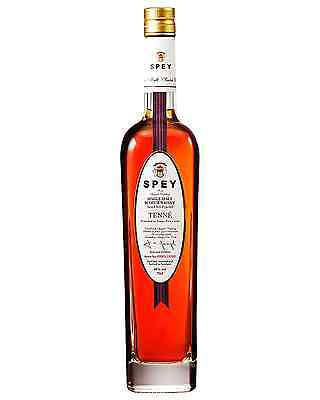 Spey Tenne Single Malt Whiskey 700mL case of 6 Scotch Whisky Speyside