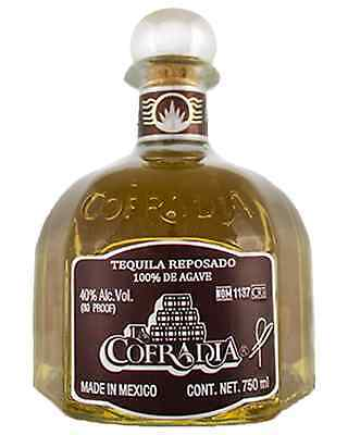 La Cofradia Reposado Tequila 750ml bottle