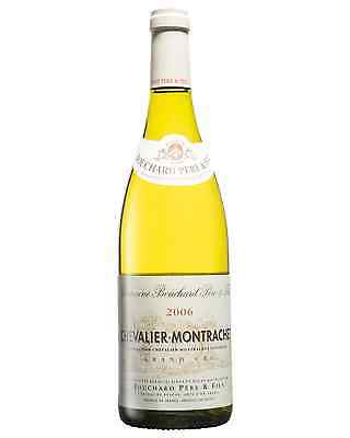 Bouchard Pere and Fils Chevalier Montrachet Grand Cru 2006 bottle Chardonnay