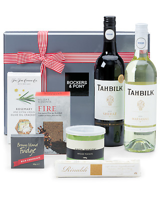 Bockers & PonyTahbilk Twinset Gift Hamper Bockers & Pony
