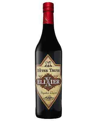 The Bitter Truth Elixir 'EXR' Liqueur 500mL bottle Amaro Herbal Liqueurs