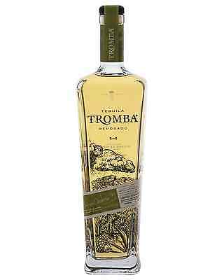 Tromba Reposado Tequila bottle 750mL Los Altos highlands of Jalisco