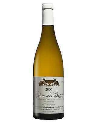 Domaine Antoine and Francois Jobard Meursault Poruzots 1er Cru 2007 bottle Wine