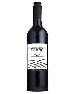 Rock Ridge Shiraz 2012 Springton Hills Wines case of 6 Dry Red Wine 750mL