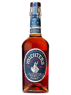 Michter's US 1 Unblended American Whiskey 700mL case of 6 Whisky