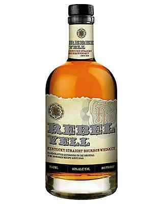 Rebel Yell Bourbon 700ml case of 6 Whisky 750mL