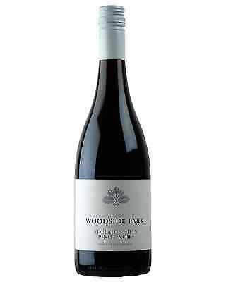 Woodside Park Pinot Noir 2015 case of 12 Dry Red Wine 750mL Adelaide Hills