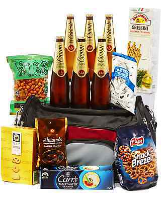Hampers with Bite Sports Bag Beer Hamper