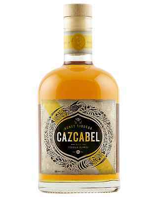 Cazcabel Honey Tequila 700ml case of 6 Mexico