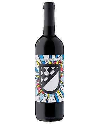 Lucchetti Lacrima di Morro D'Alba case of 6 Red Blends Dry Red Wine 2015 750mL