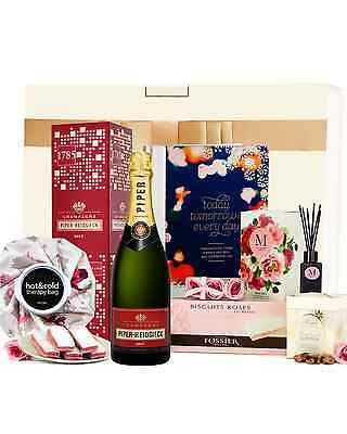 The Hamper Emporium Today Tomorrow & Every Day Champagne Hamper