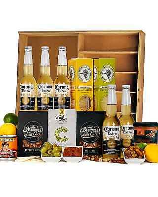 The Hamper Emporium Corona Beer Hamper
