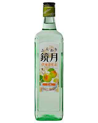 Lotte Liquor Kyung Wol Funwari bottle Liqueur Fruit Liqueurs 700ML