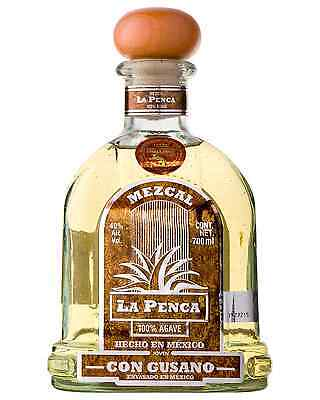 La Penca Mezcal case of 6 Agave 700mL