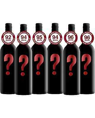 Mystery Mixed Barossa Shiraz 6-Pack case of 6 Dry Red Wine 750mL