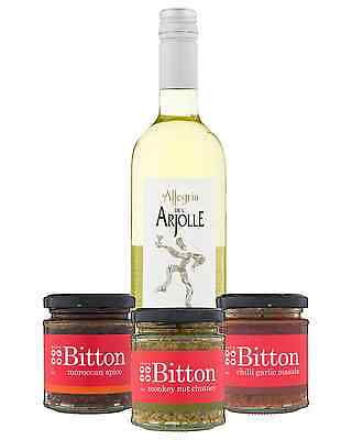 Bitton  Gourmet Chilli Lovers Bitton Gourmet Hamper
