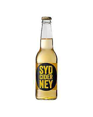 Sydney Brewery Sydney Cider case of 24 Apple Cider 330mL