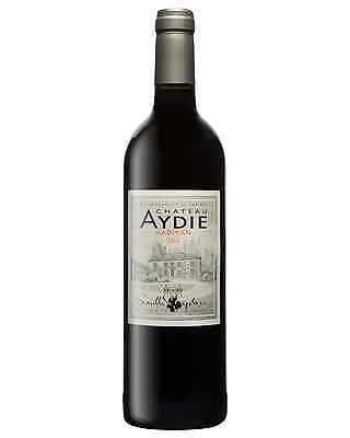 Chateau d'Aydie Madiran 2010 case of 12 Tannat Dry Red Wine 750mL