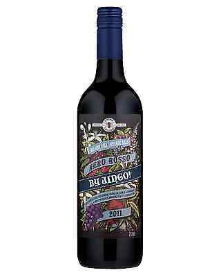 By Jingo! Nero Rosso case of 6 Grenache Blend Dry Red Wine 750mL