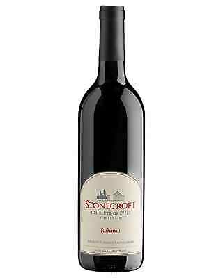 Stonecroft Ruhanui 2013 bottle Cabernet Merlot Dry Red Wine 750mL