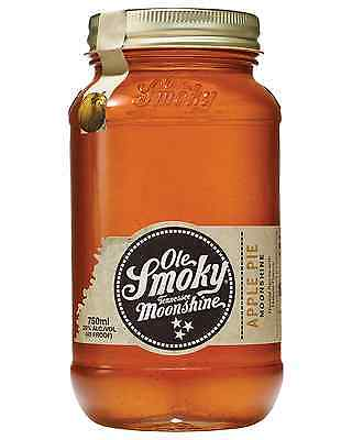 Ole Smoky Apple Pie Moonshine 750mL American Whisky Tennessee