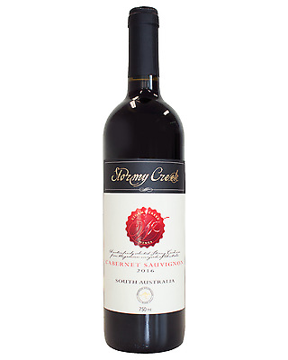 Stormy Creek Cabernet Sauvignon 2015 case of 6 Dry Red Wine 750ml